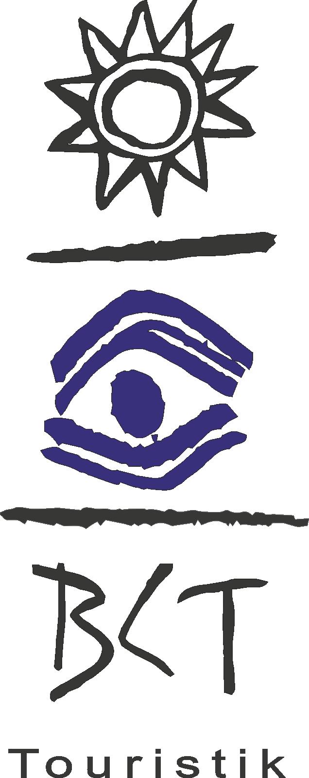 Logo der BCT Touristik.