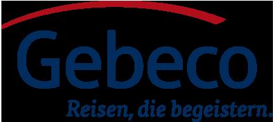 Logo des Reiseveranstalters Gebeco.